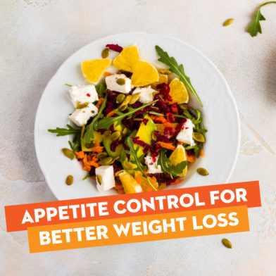 5 Simple Ways to Control Your Appetite