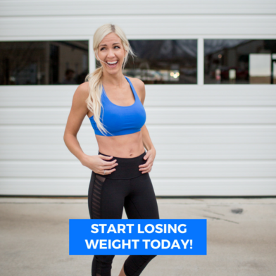 Get Ready to Start Losing Weight Today!