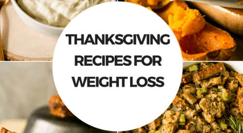 Thanksgiving Recipes For Weight Loss