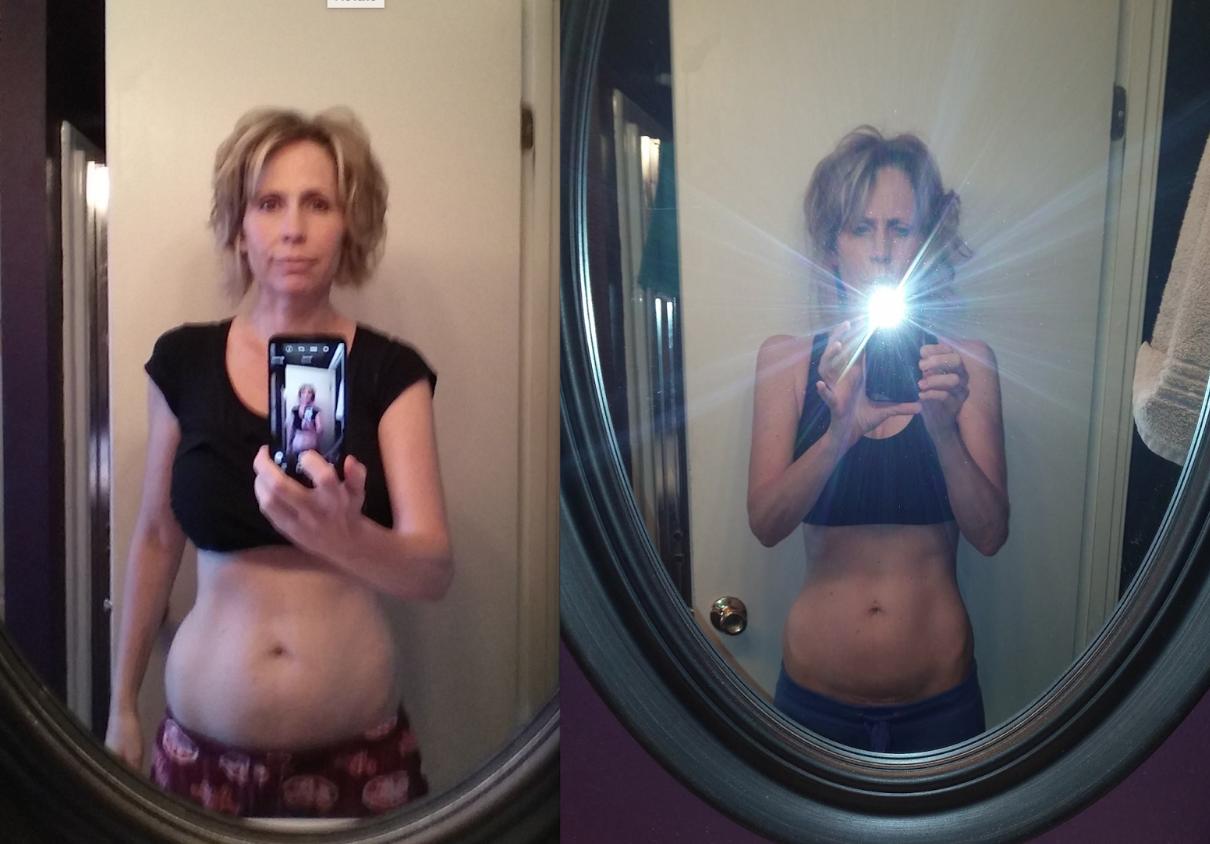 transformation same weight