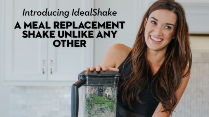 Introducing IdealShake: A Meal Replacement Shake Unlike Any Other