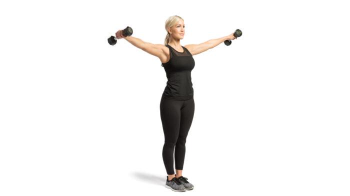 Kami's Late Summer Fat Burner Program: Strength Training - Day 1