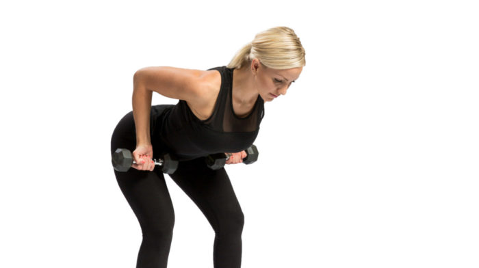 Kami's Late Summer Fat Burner Program: Strength Training - Day 3