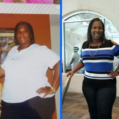 "Reesa Lost 160 lbs Because Of Her ""Beyond the Scale"" Mindset"