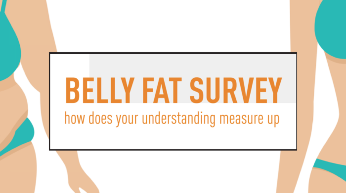 Get the Skinny on Belly Fat [INFOGRAPHIC]