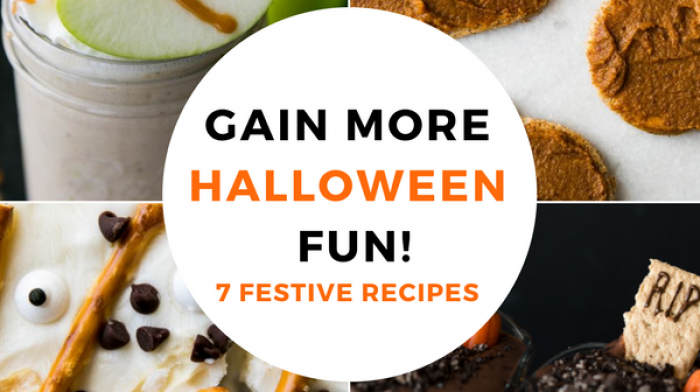 Gain More Halloween Fun!