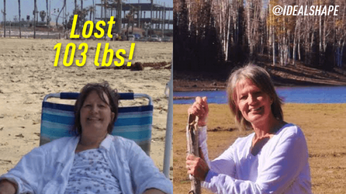 How a Cancer Survivor Changed Her Diet and Lost 100 Lbs!