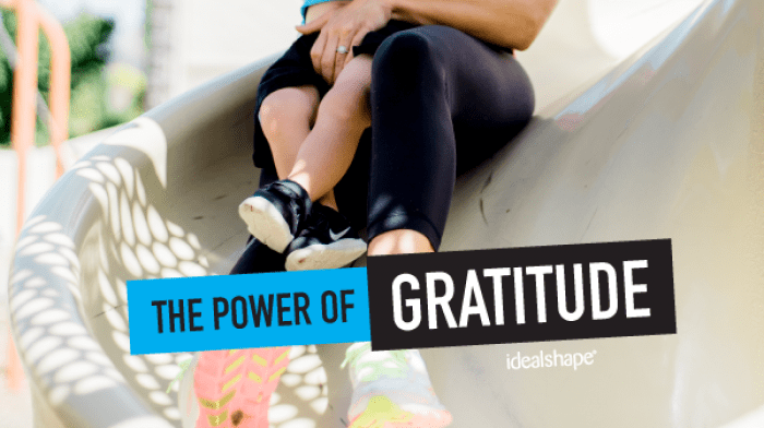 The Power of Gratitude and What It Means for Your Weight!