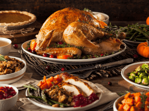 Your Thanksgiving Weight Loss Guide