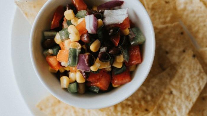 Jalapeño Black Bean Salsa