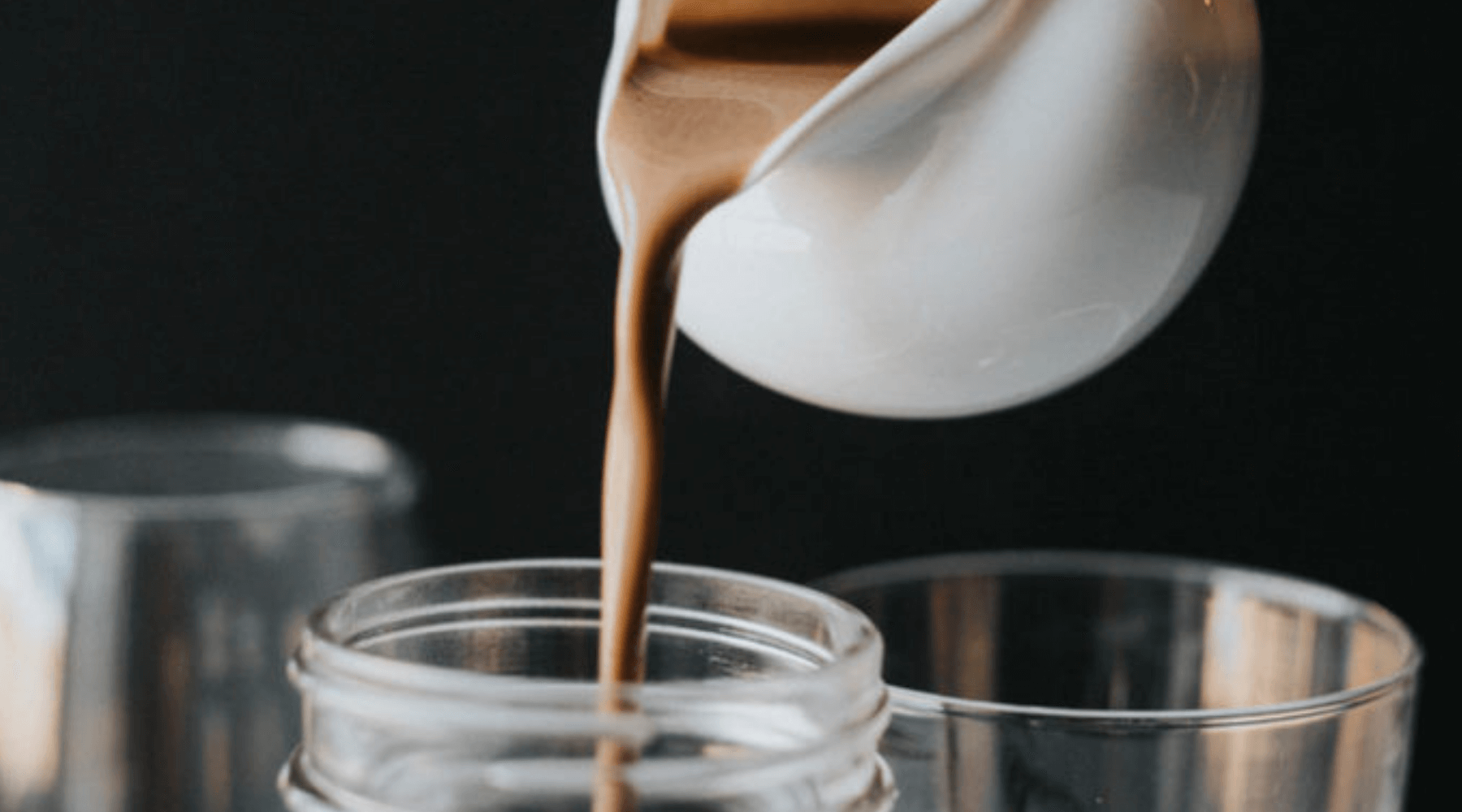 Salted Caramel Chocolate Creamer
