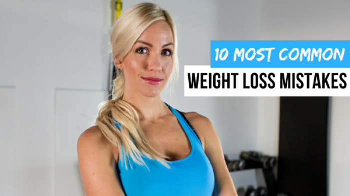 10 Most Common Weight Loss Mistakes Trainers See