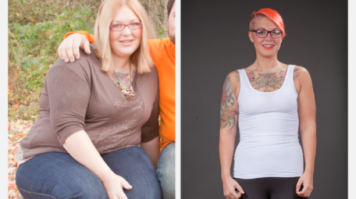 How Sarah the Cake Designer Lost 100 Pounds!