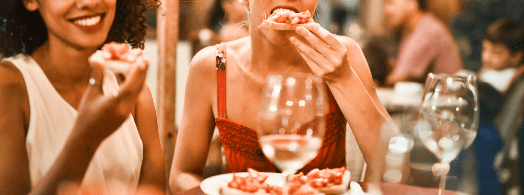 eating too quickly - bad habits that make you gain weight