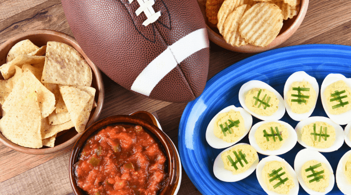 5 Healthy Super Bowl Snacks For 2019