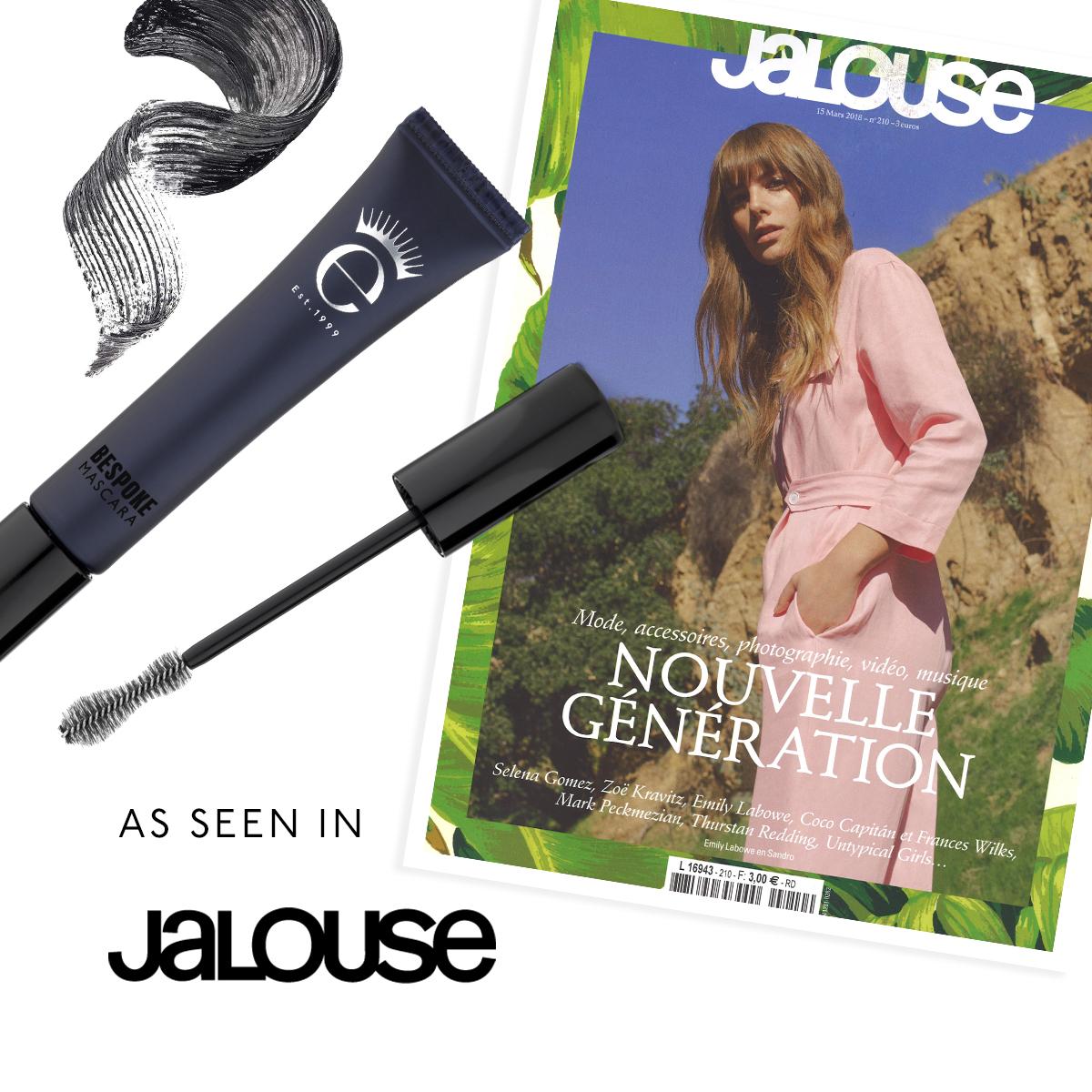 Jalouse Bespoke Mascara review