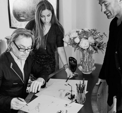 An Interview with Eyeko and David Downton