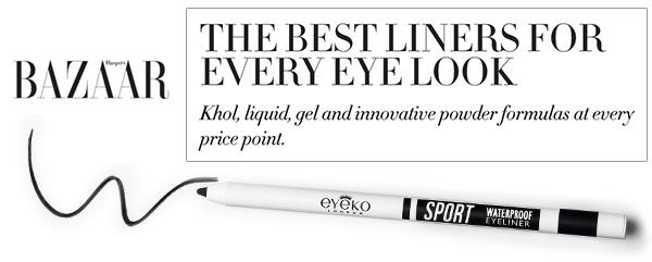 Eyeko Sport Waterproof Eyeliner for waterline