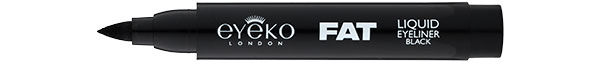 Eyeko Fat Liquid Eyeliner guide to eyeko eyeliner