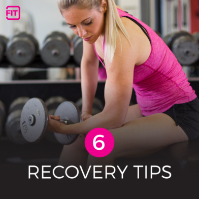 6 Tips for Faster Workout Recovery