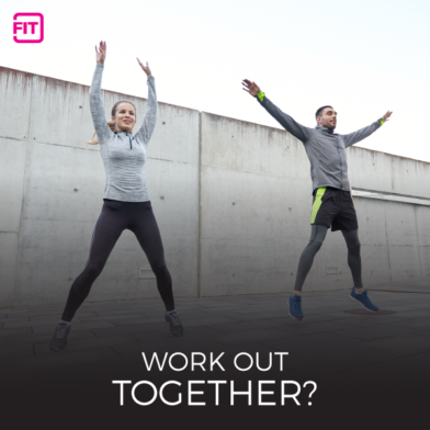 Should Couples Work Out Together?