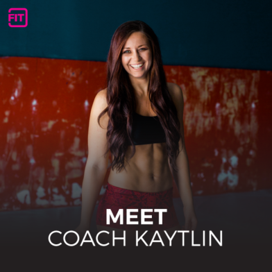 Meet Coach Kaytlin!