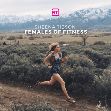 Females Of Fitness - Sheena Jibson