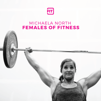 Females Of Fitness - Michaela North