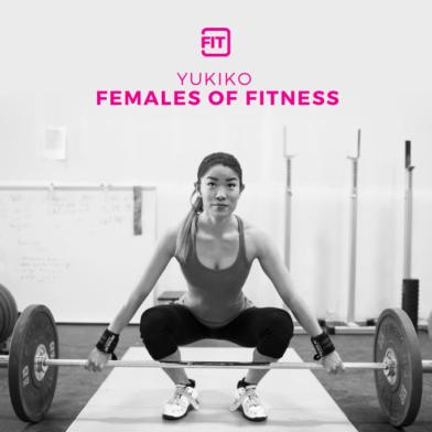 Females Of Fitness - Yukiko