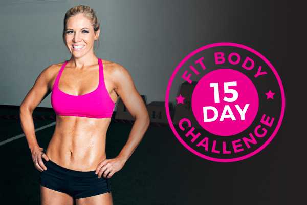 IdealFit's Free 15 Day Fitness Challenges