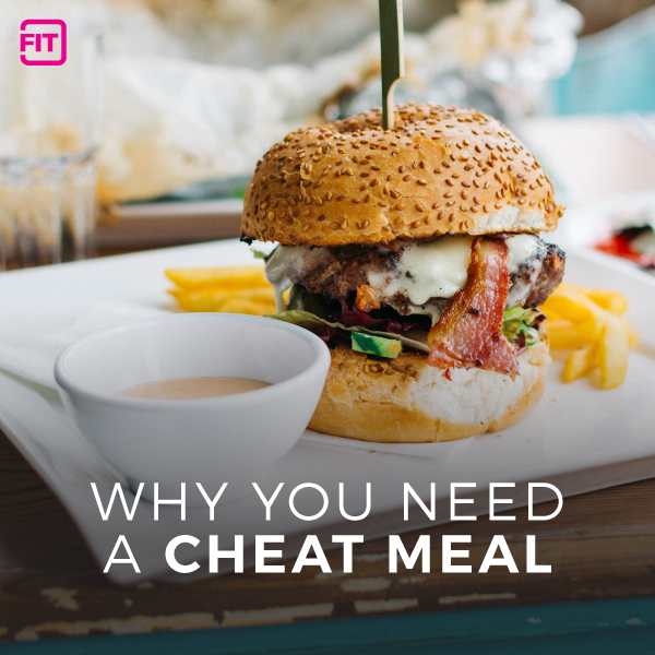 Why You Need a Cheat Meal