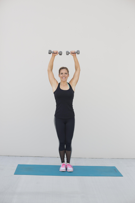 Snow Angels Shoulder Exercise Step 2