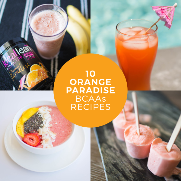 10 BCAA recipes that are tasty and refreshing