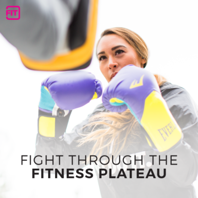 Fitness Plateaus For Women, How To Break Free!