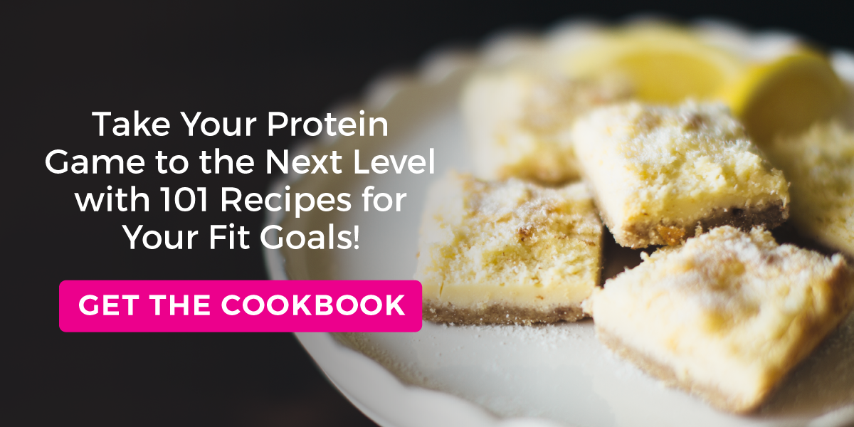 Trainer Lindsey's 101 Protein Recipe Cookbook