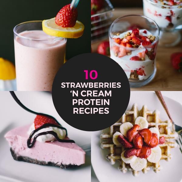 strawberries-n-cream-recipes