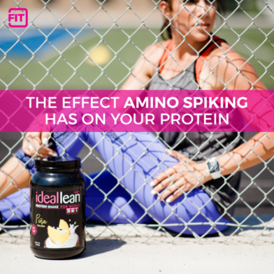 Amino Spiking: What It Is, and The Effect It Has On Your Protein