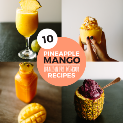 Improved Energy and Focus With These 10 Pineapple Mango Pre-Workout Recipes