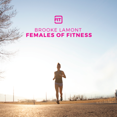 Females Of Fitness - Brooke Lamont