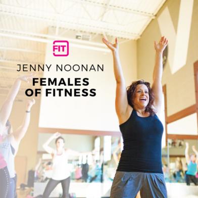 Females Of Fitness - Jenny Noonan