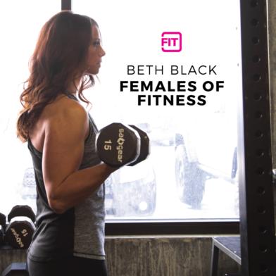 Females Of Fitness - Beth Black