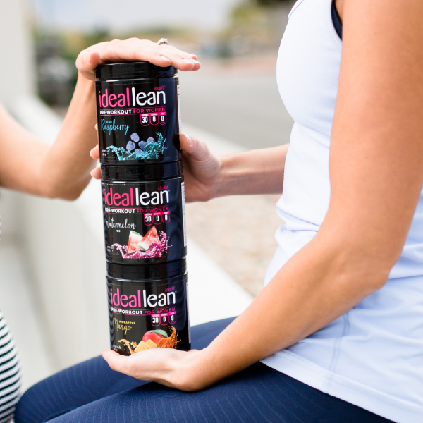 All IdealLean Pre-Workout Flavors are Buy 2, Get 1 Free