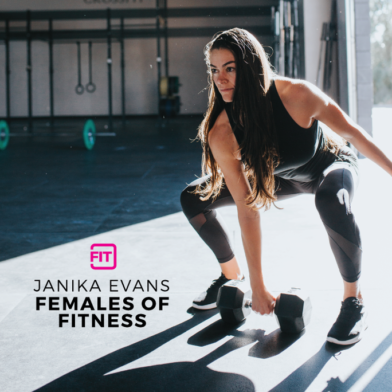 Females Of Fitness - Janika McGregor