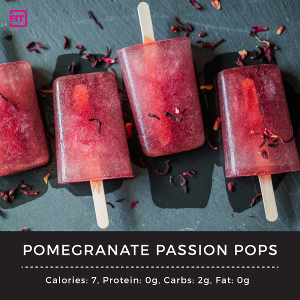pomegranate passion pops