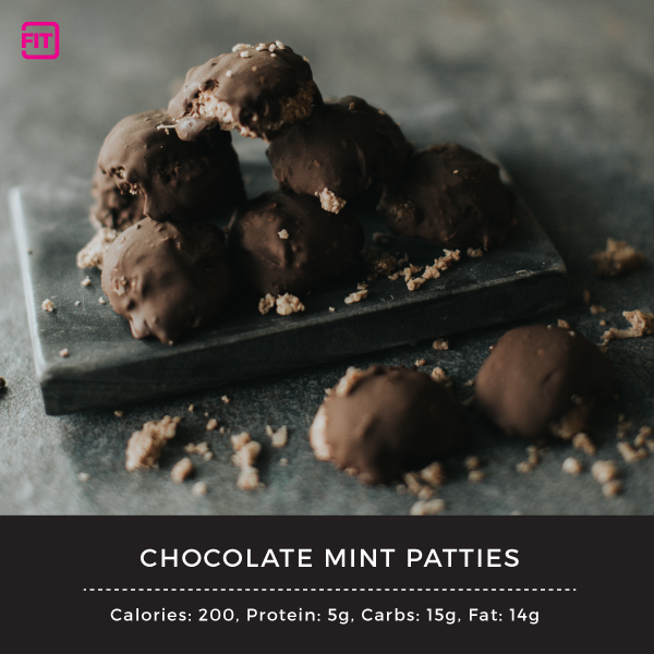 chocolate mint patties - IdealLean Protein