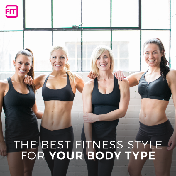 The Best Fitness Style For Your Body Shape Idealfit