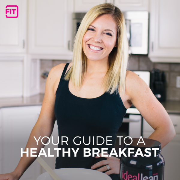 guide to a healthy breakfast