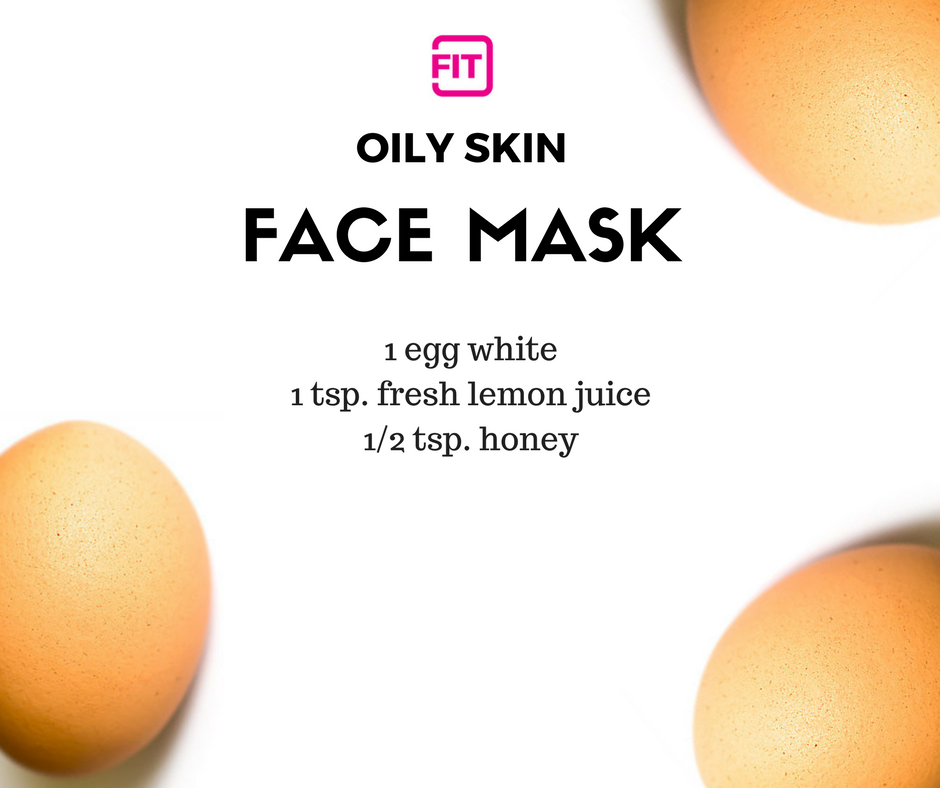 DIY face mask to try for oily skin