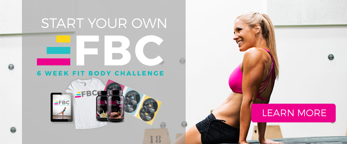 Start Your Own 6 Week Fit Body Challenge