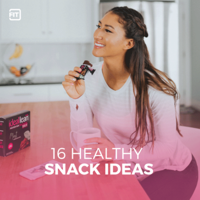 16 Simple and Delicious Healthy Snack Ideas